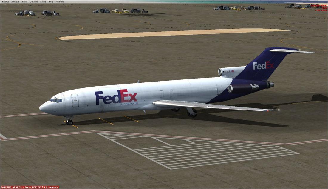 FedEx Express Fleet - Virtual FedEx
